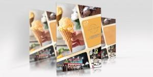 افتتاح شعبه جدید بستنی شاد